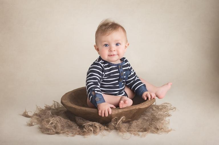 Baby Milestone Sitter Session